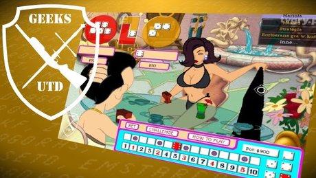 GeeksUtd: Larry 7 - Miłość na fali!