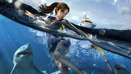 Gramy w Tomb Raider: Underworld