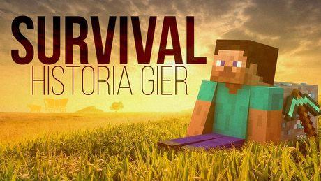 Historia gier survivalowych - najstarsi przodkowie Minecrafta i DayZ