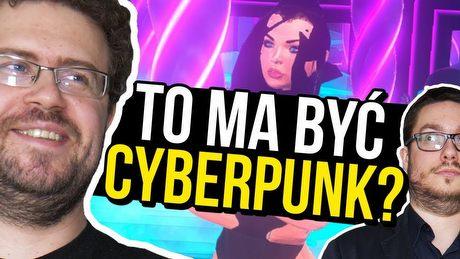 Najgorsza podróbka Cyberpunk 2077 – Gry z Kosza