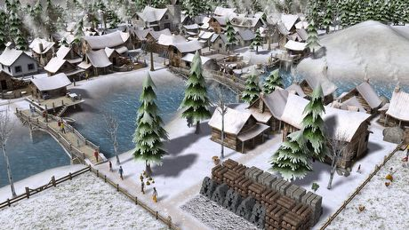 Gramy w Banished – The Settlers na poważnie