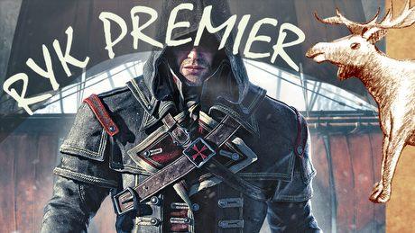 Tydzień Assassin's Creed – premiera Unity i Rogue. FLESZ: Ryk Premier – 10 listopada 2014