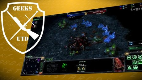 GeeksUtd: Zergi w StarCraft II