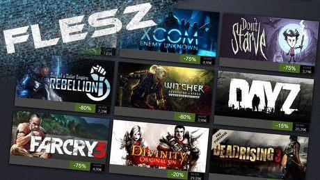 FLESZ – 20 czerwca 2014 – wyprzedaż na Steamie!