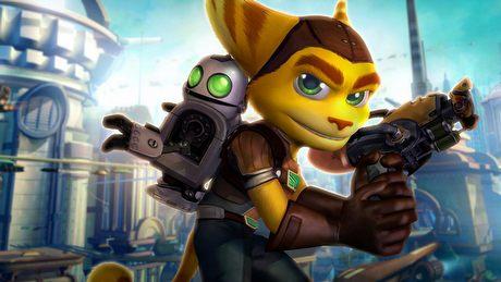 Gramy w Ratchet & Clank! Ta gra wygląda jak film Pixara
