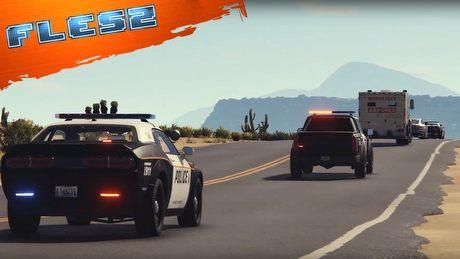 Realistyczny klon GTA Online ma problemy? FLESZ – 16 lipca 2019