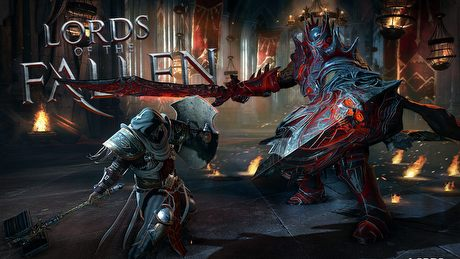 Lords of the Fallen w akcji – Tomasz Gop kontra boss First Warden!