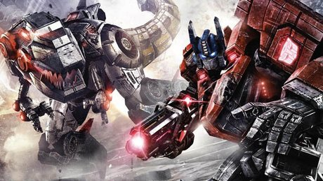 Gramy w Transformers: Fall of Cybertron