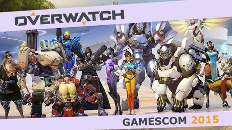 Czy to będzie kolejny darmowy hit Blizzarda? Gramy w Overwatch na targach gamescom 2015!