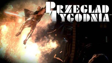 Przegląd Tygodnia - Jedi w Arkham