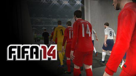 Mecz o honor - Polska kontra Anglia w FIFIE 14