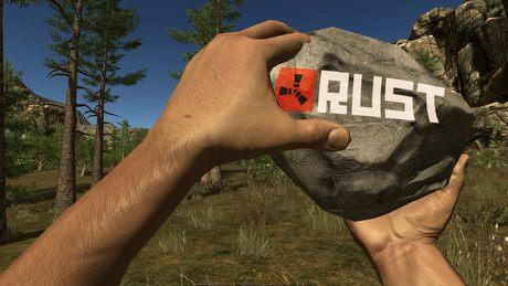 Samiec Alfa #11 - Rust, czyli DayZ z... kamieniami?