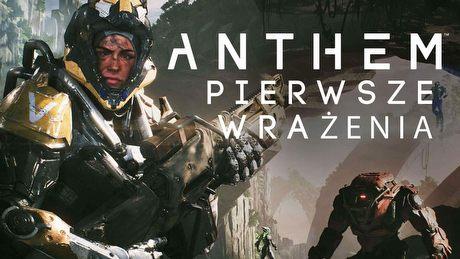 Nowa gra BioWare w akcji! Wrażenia z Anthem