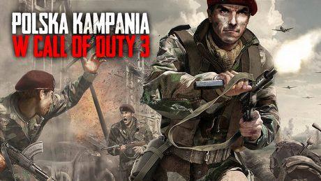 Polacy bohaterami Call of Duty – patriotyczny powrót do Call of Duty 3