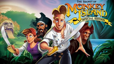 Gramy w Monkey Island: Special Edition