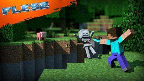 Znamy fabułę… Minecrafta (od Telltale). FLESZ – 7 lipca 2015