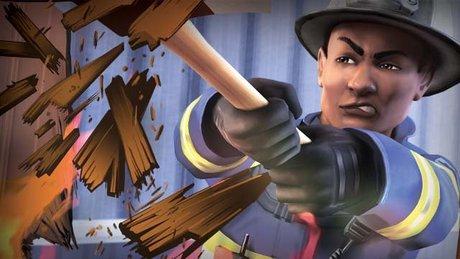 Gramy w Sims 3: Kariera - Strażak