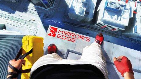 Zima z Padem - Mirror's Edge