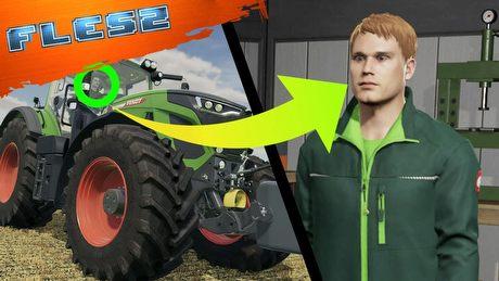 Jak wygląda kreator postaci w Farming Simulator 22 - FLESZ 23 września 2021
