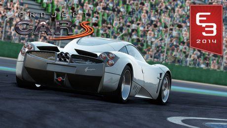 E3 2014: Gramy w Project CARS - ścigałka nie dla niedzielnych kierowców