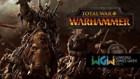 Graliśmy w Total War: Warhammer na WGW 2015! Jest SUPER