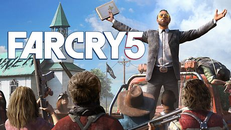 Kogo obrazi Far Cry 5?