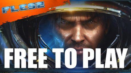StarCraft II free to play i inne cuda od Blizzarda. FLESZ – 6 listopada 2017