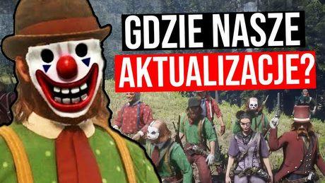 Jak armia klaunów postawiła się Rockstarowi