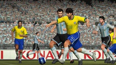 Gramy w Pro Evolution Soccer 2008
