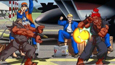 Gramy w Street Fighter