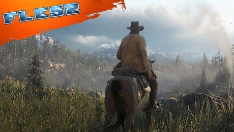 Western od Rockstara na nowym zwiastunie. FLESZ – 29 września 2017