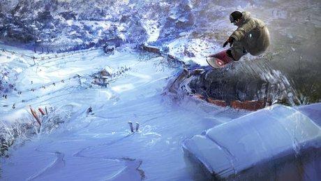 Gramy w Shaun White Snowboarding