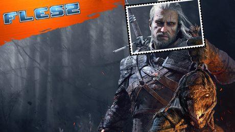 Znaczek z Geraltem – Wiedźmin 3 uhonorowany przez pocztę. FLESZ – 16 września 2016