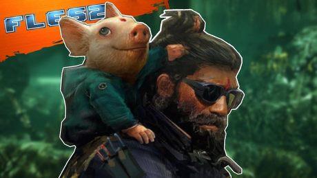 Ta gra będzie ogromna – Beyond Good & Evil 2. FLESZ – 11 grudnia 2018