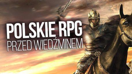 Polskie gry RPG przed Wiedźminem! Czy znasz je wszystkie?