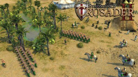 Samiec Alfa #5 - Stronghold: Crusader II