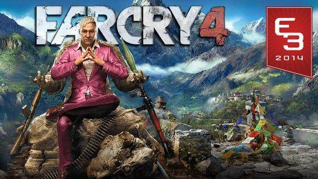 E3 2014: Gramy w Far Cry 4! Wspólna rozwałka ze słoniem