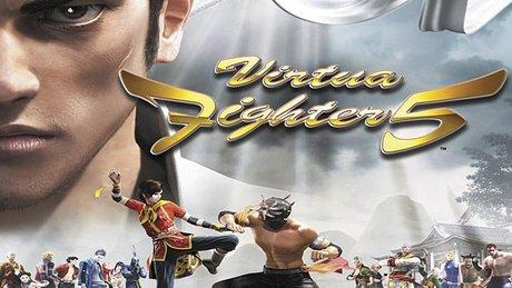 Gramy w Virtua Fighter 5