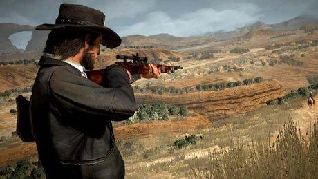 Zapowiedź Red Dead Redemption