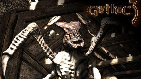Gramy w Gothic 3!