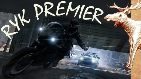 FLESZ: Ryk Premier – 26 maja 2014 – Watch_Dogs