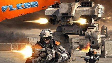 Battlefield podejmie walkę z futurystycznym Call of Duty? FLESZ – 12 stycznia 2016