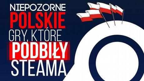 Niepozorne polskie gry, które podbiły Steama