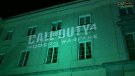 Call of Duty 4 - impreza promocyjna