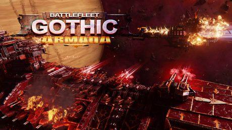 Piękny i mroczny kosmos - recenzujemy strategię Battlefleet Gothic: Armada