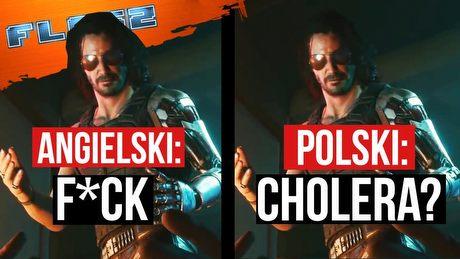 Jak Cyberpunk 2077 brzmi po polsku? FLESZ – 26 czerwca 2020