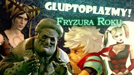 Glutoplazmy 2012: Fryzura roku!