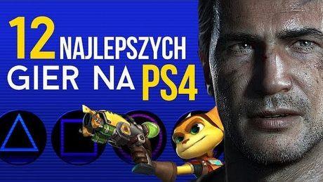 12 najlepszych gier na PS4