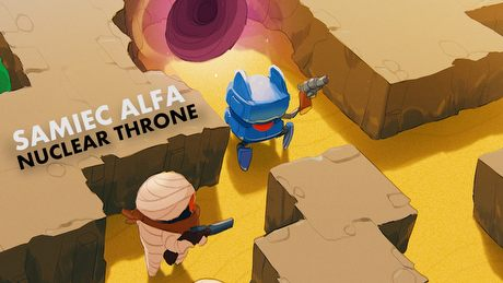 Czy Nuclear Throne zdetronizuje The Binding of Isaac? Samiec Alfa #42