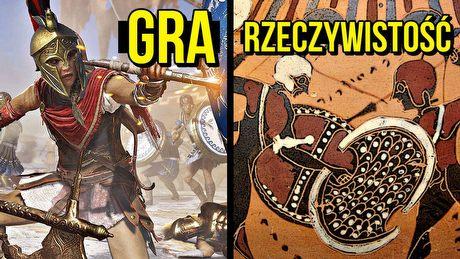Assassin's Creed: Odyssey konta rzeczywistość